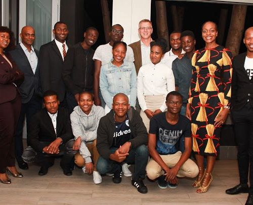 GladAfrica Foundation Candidate Bursary Dinner 2018