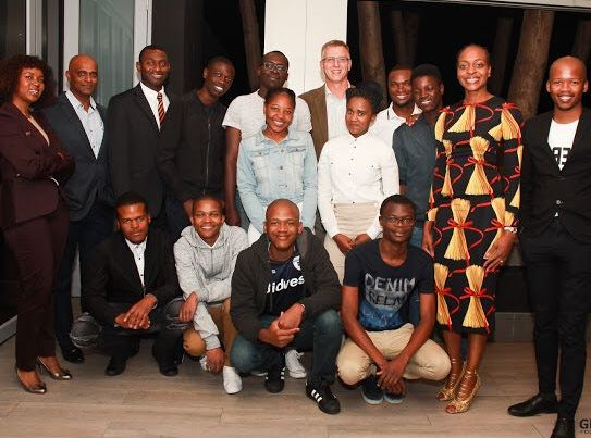GladAfrica Foundation Candidate Bursary Dinner 2018