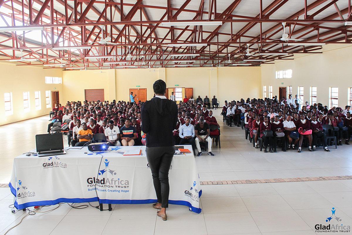 Mugena High School Career Day – July 2019